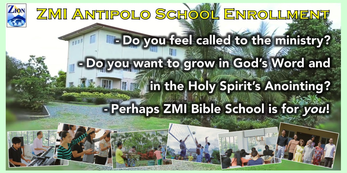 ZMI Antipolo School Enrollment